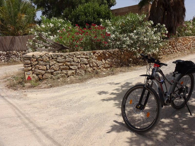Like E-Bike - Campos - Cala Mondragó