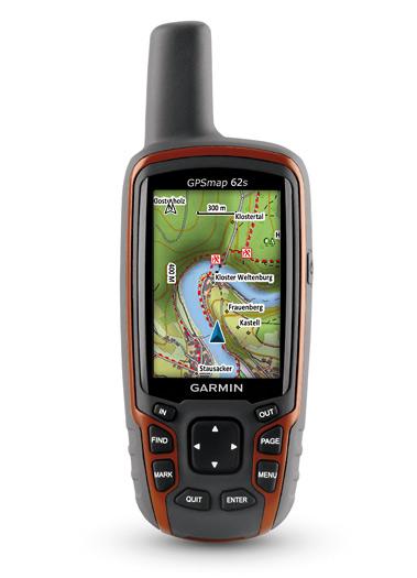 GPS-Gerät Garmin GPSmap 62s