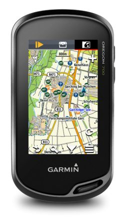 Garmin Oregon 700, Wander + Geocaching GPS-Gerät
