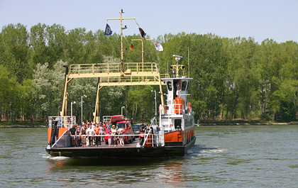 Rheinfahre Leimersheim