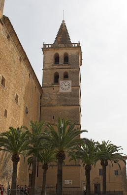Die Kirche von Porreres