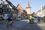 Historische Altstadt mit Obertorturm Gengenbach