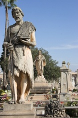 Der Friedhof von Sa Pobla