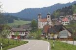 Ortseingang von Schapbach