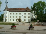 Rathaus Immendingen (ehemaliges Wasserschloss)