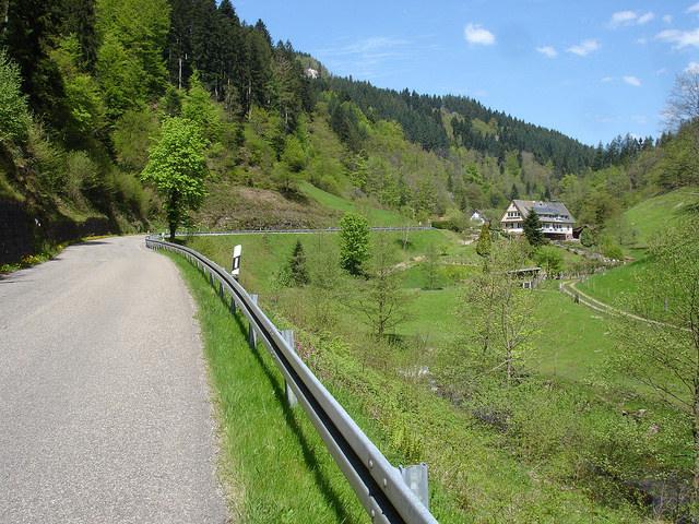 CyclingUp: Ruhestein-Süd Anstieg