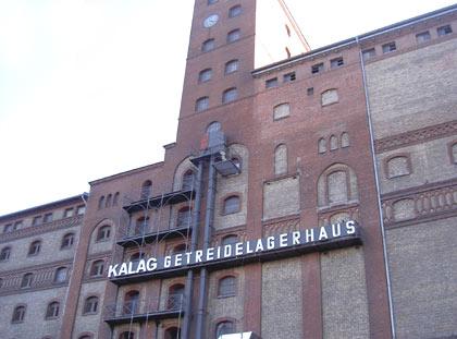 Getreidelagerhaus