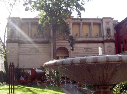 Garten des Prinz-Max-Palais