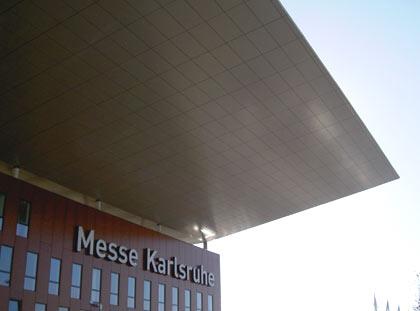Neue Messe Karlsruhe