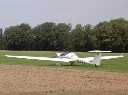Fluggelände Rheinstetten