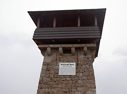 Mehliskopf-Turm