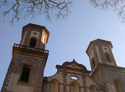 Klosterruine Frauenalb