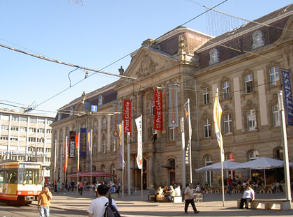 Europaplatz Karlsruhe