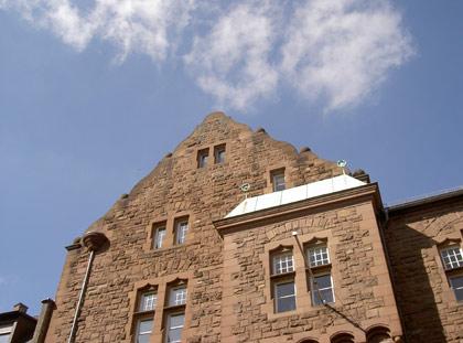 Gutenbergschule am Gutenbergplatz