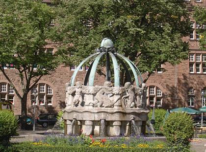 Gutenbergplatz-Krautkopfbrunnen