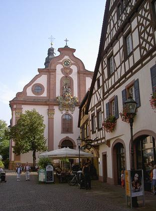 St. Martin Ettlingen