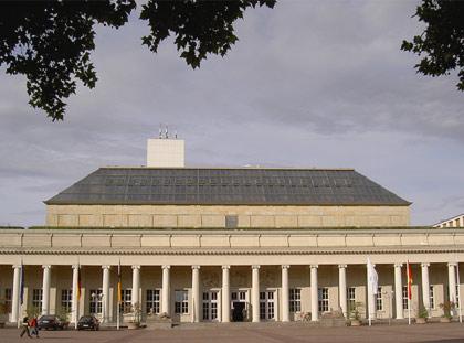 Stadthalle Karlsruhe