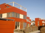 Würfelhäuser Smiley-West Karlsruhe