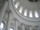 Innenkuppel des Doms St. Blasius