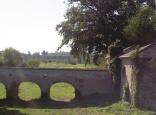 Zugang Schloss Scheibenhardt