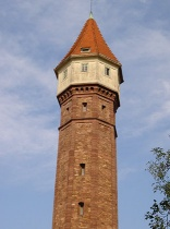 Wasserturm am Ahaweg