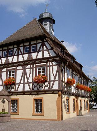 Rathaus Grötzingen