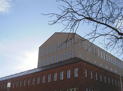 Badische Landesbibliothek in Karlsruhe