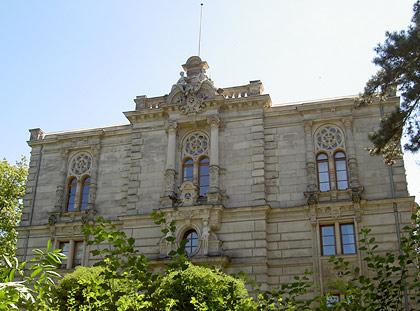 Logenhaus der Freimaurerloge