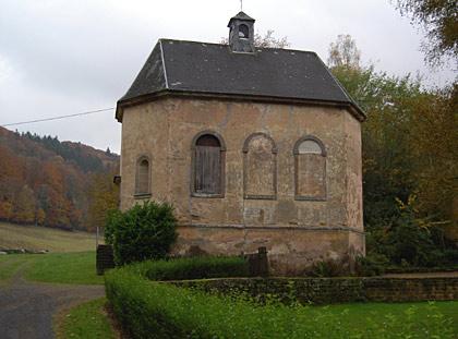 St. Walpurgis-Kapelle Gutenbrunnen