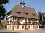 Rathaus Gr�tzingen
