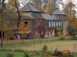 Seitenflügel der Schlossanlage Luisenthal