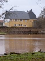 Gustavsburg am Schlossweiher