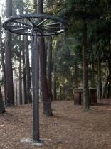 Rabentisch, eine Station des Ritter-Gerin-Wegs
