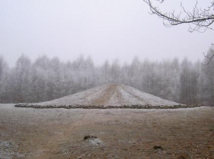 Keltischer Grabhügel bei Waldmohr