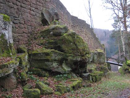 Burgruine Steinenschloss