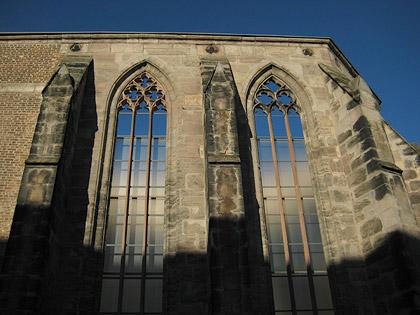 Kirchenruine St. Katharina