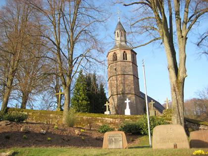 Gotische Kirche Labach