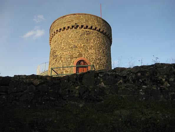 Liebenburg auf dem Schlossberg