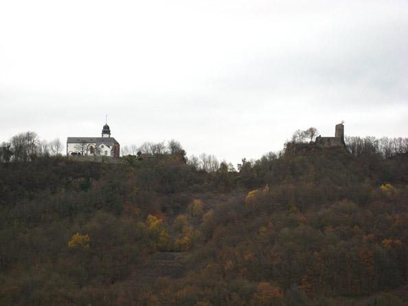 St. Remigius und St. Michaelsburg