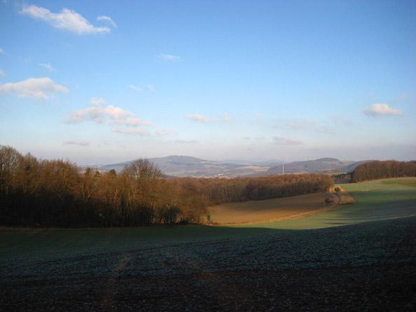 Blick zum Potzberg