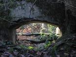 Kellergewölbe des Maschinenhauses