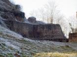 Ruine Hohenburg bei Homburg/Saar