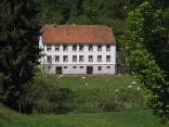 Mühlenweg im Wallhalbtal: Scharrmühle