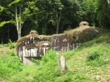 Bunker der Festungsanlage Galgenberg