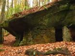 Höhlenwohnung des Felsenweibes