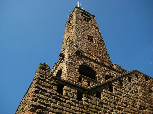 Bismarckturm auf dem Peterskopf bei Bad Dürkheim