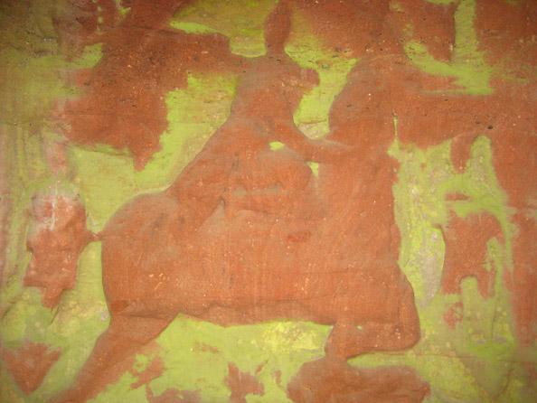 Mithras-Relief Schwarzerden