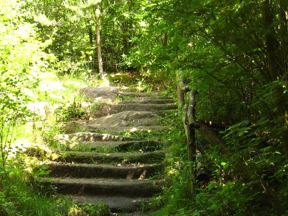 Römertreppe