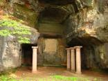 Mithrasgrotte auf dem Halberg