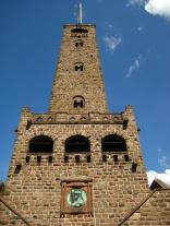 Bismarckturm auf dem Peterskopf